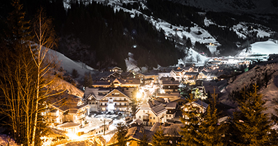 Authentieke skidorpen