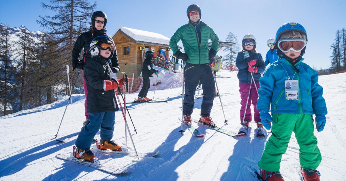 Super Kindvriendelijk Appartement : Kindvriendelijke skigebieden